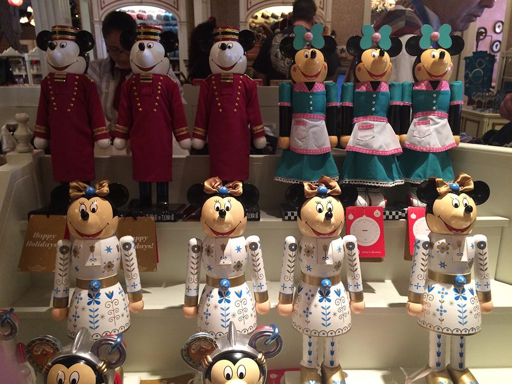 More Miscellaneous Disney Parks Holidaytime Merchandise