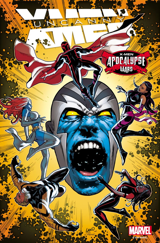 Marvel Announces Apocalypse Wars