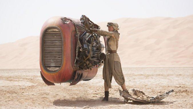 Star Wars: The Force Awakens Already Earns a Prestigious Honor