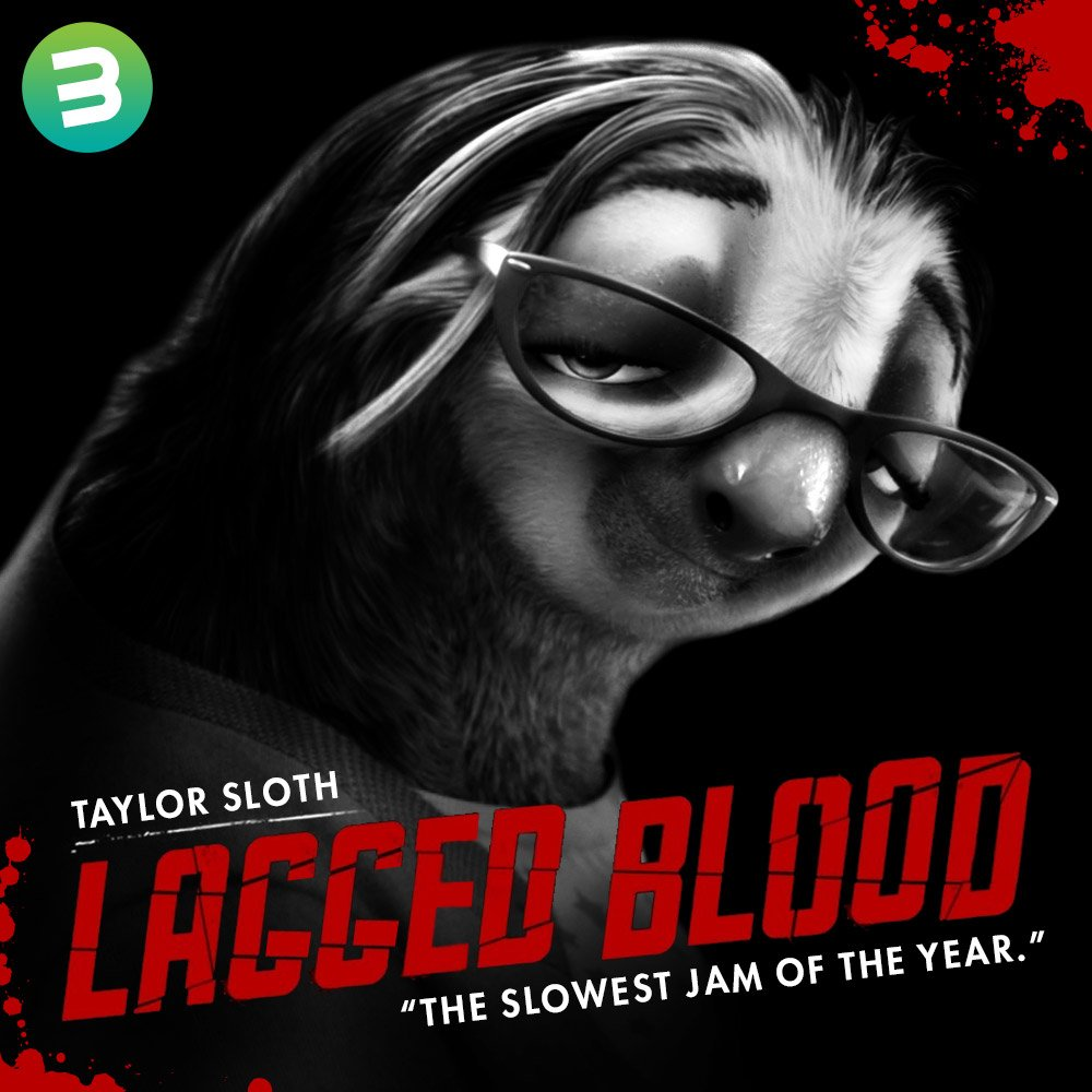 zootopia parody movie posters and singles covers released
