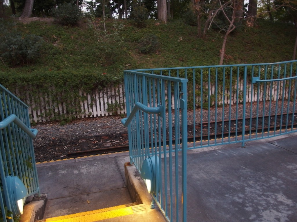 Track removal ends at Toontown station