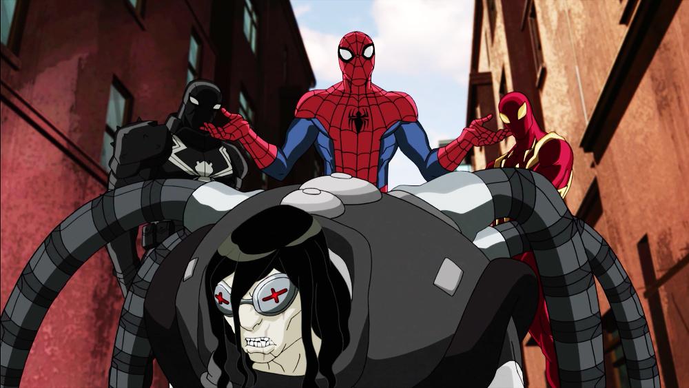 Marvel Animated Series Return to Disney XD