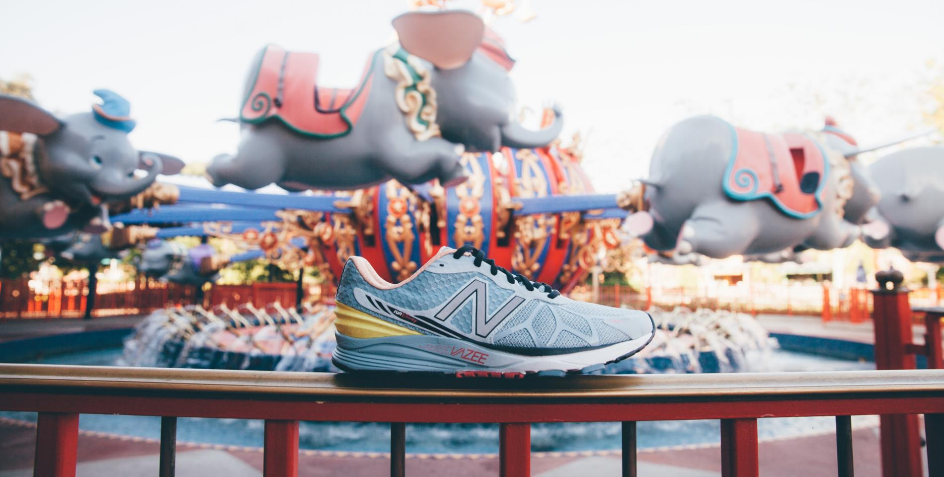 New Balance Releases New Disney Themed Shoes for WDW Marathon Weekend