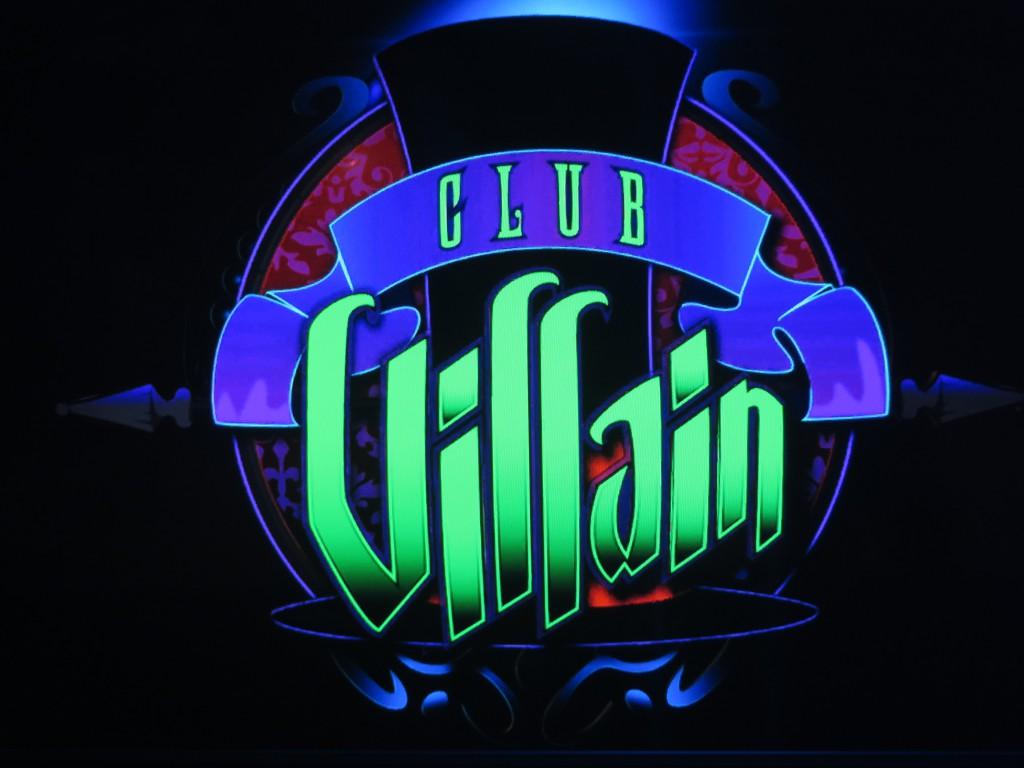 Disneys Atlantis The Villains: Club Villain Dinner & Dance Party At Disney's Hollywood