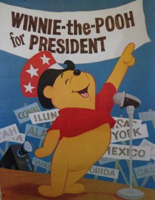Pooh for President