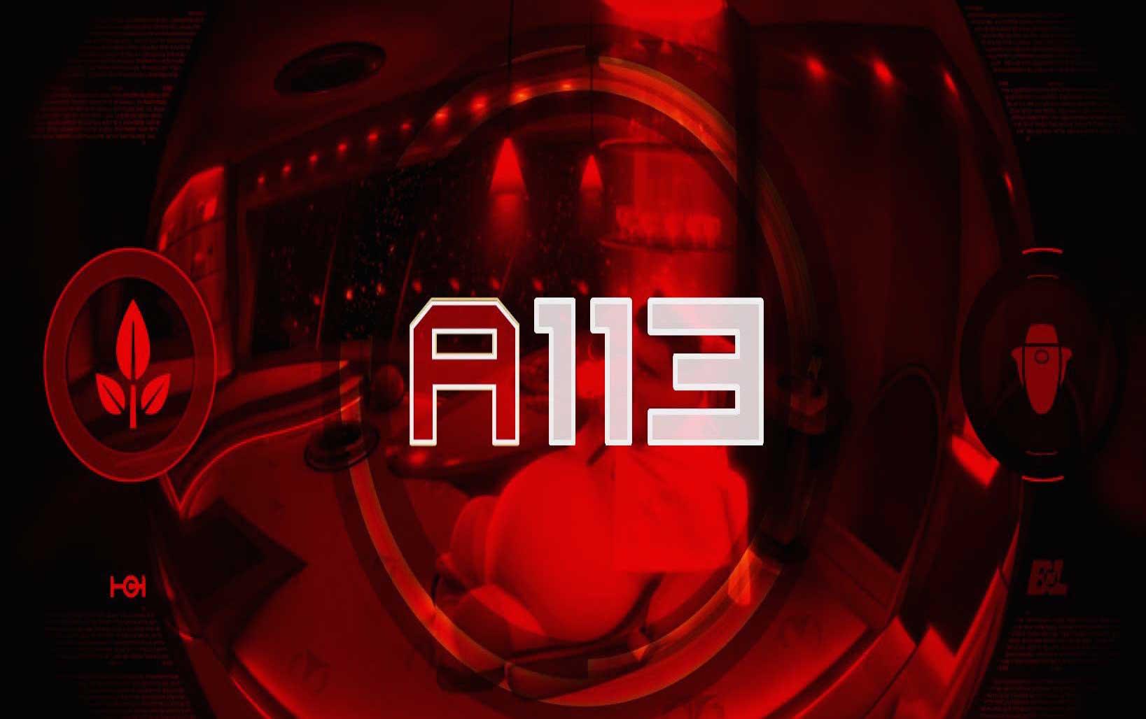 WALL-E A113