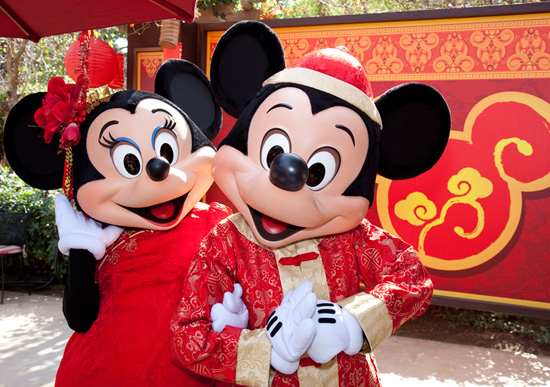 Happy Lunar New Year Celebration Returns to Disney California Adventure