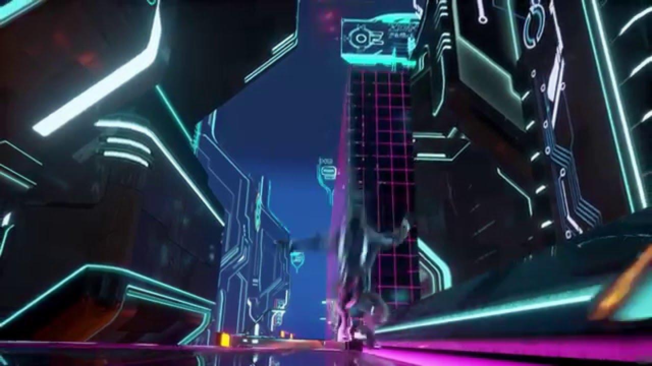 Disney Interactive Announces TRON RUN/r