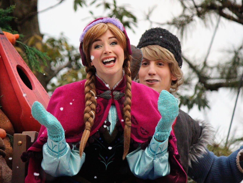 Frozen Fantasy at Tokyo Disneyland