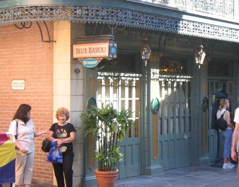 Backlit Menus Come to Disneyland's Famed Blue Bayou