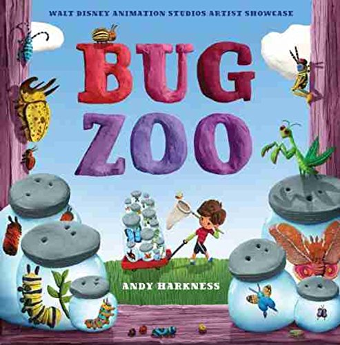 Review - Bug Zoo (Disney Animation Artist Showcase)