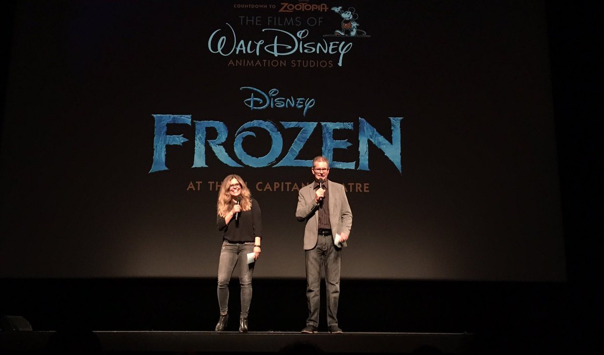 El Capitan's Countdown to Zootopia Kicks Off With Wreck-It Ralph & Frozen