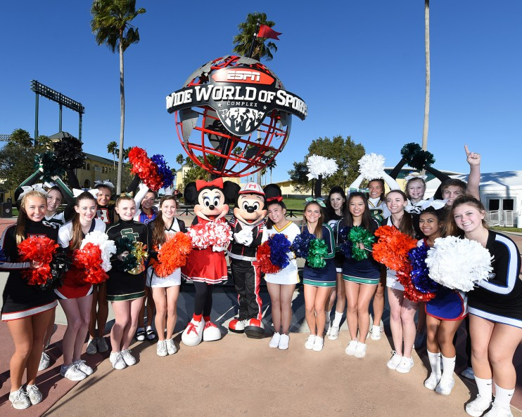 Walt Disney World Building New Cheerleading and Dance Team Venue