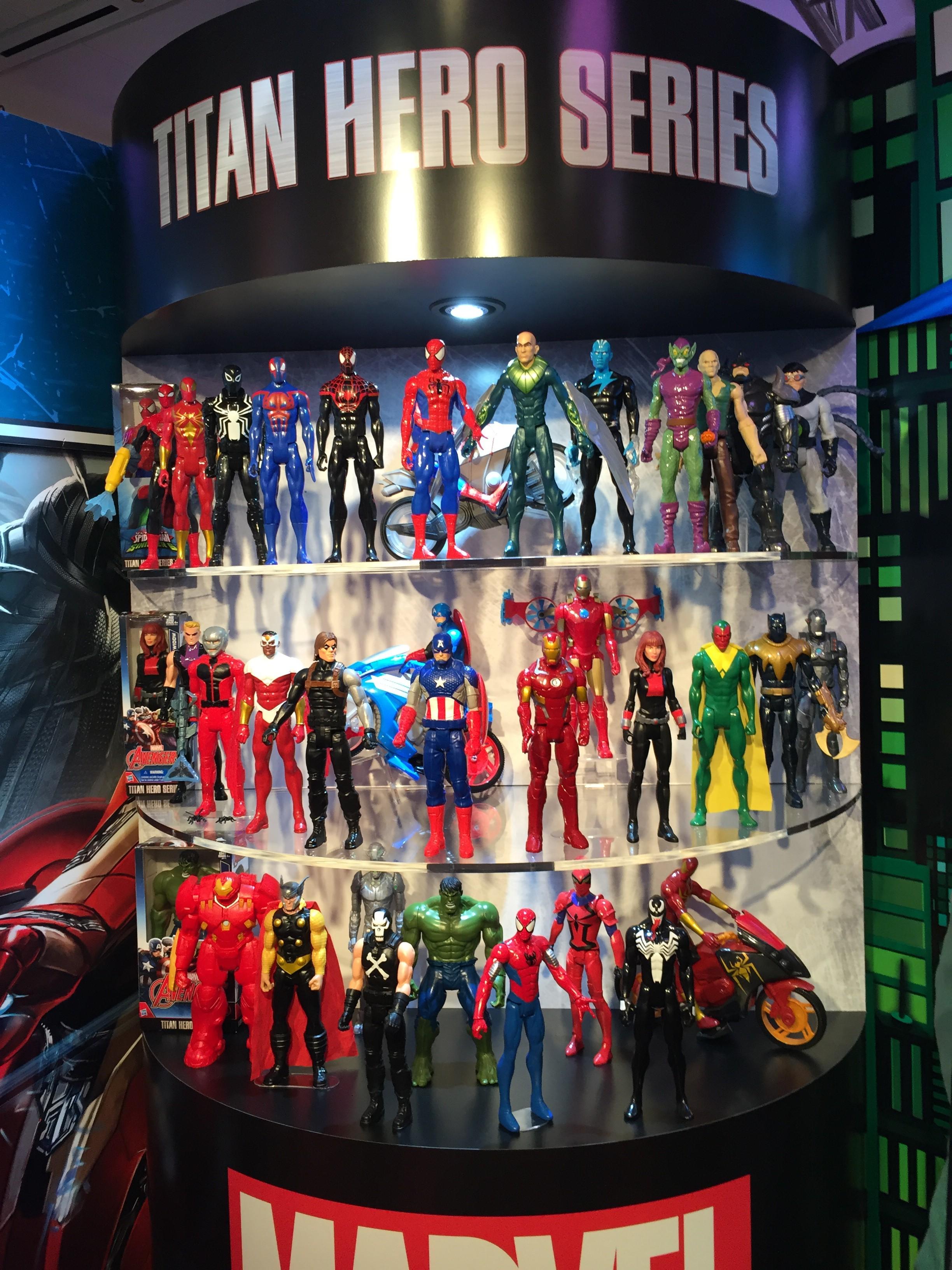 Toy Fair 2016: Hasbro Marvel and Star Wars