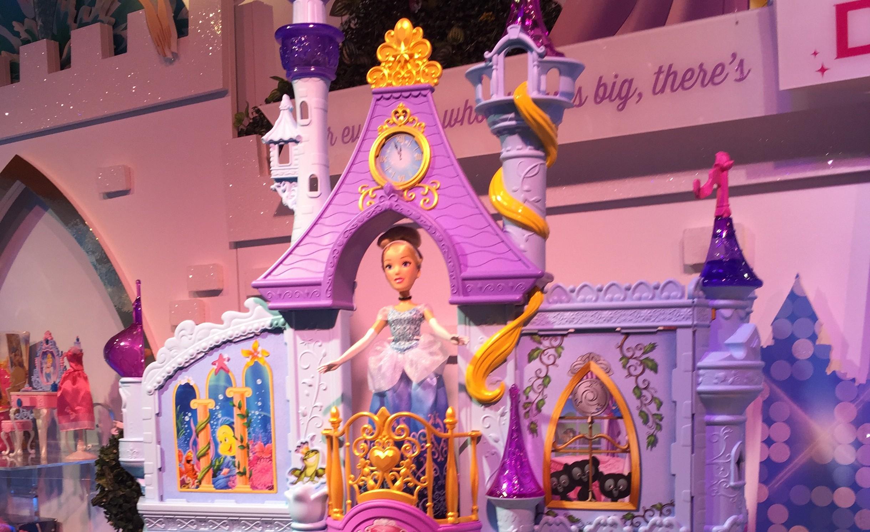 Toy Fair 2016 - Hasbro's Moana, Frozen, Disney Princess, Descendants, Elena of Avalor