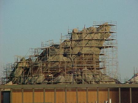 #ThrowbackThursday: Disney California Adventure Construction From the Ground Up