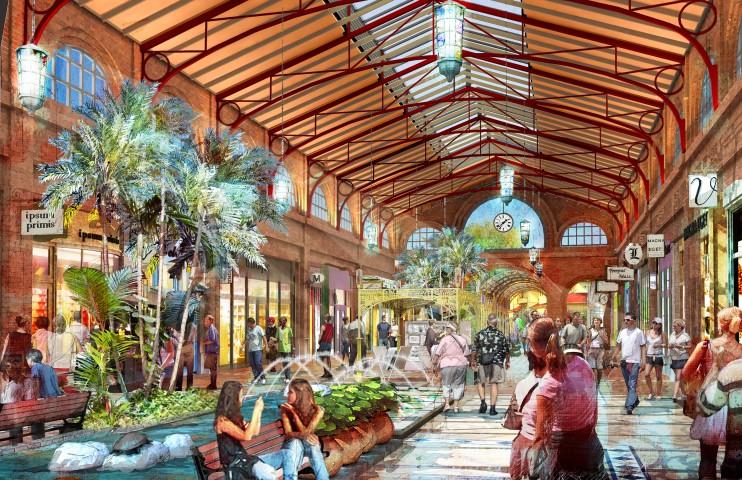 30 New Offerings Announced for Disney Springs
