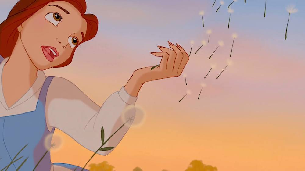 disney-on-dreaming-belle-beauty-and-the-beast1