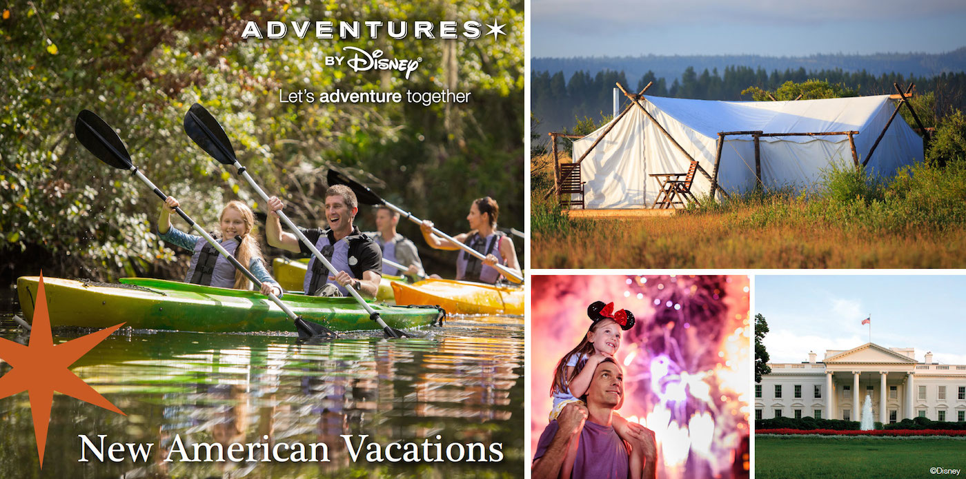 Adventures by Disney Announces New United States Adventures Including Disney World