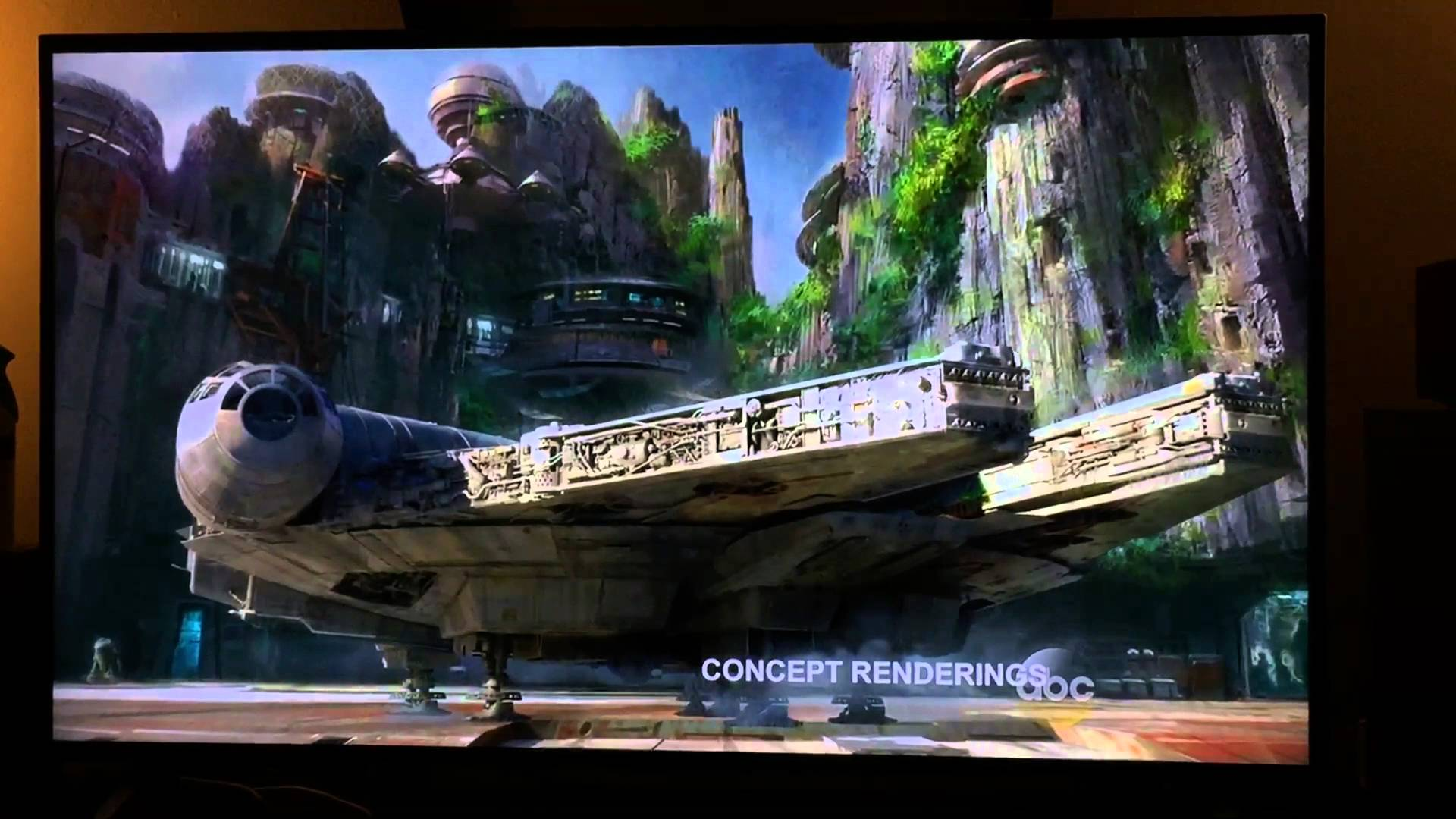 New Star Wars Land Details Released in Tonight's Disneyland TV Special