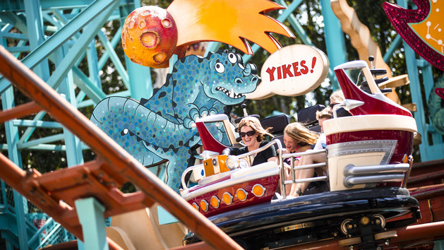 Disney Reaches Settlement on Primeval Whirl Death