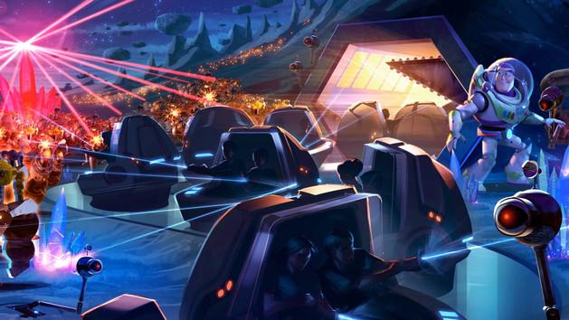 Countdown to Shanghai Disneyland: Tomorrowland