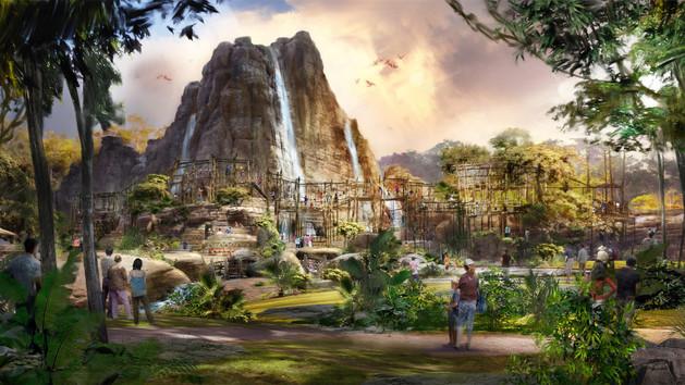 Countdown to Shanghai Disneyland: Adventure Isle