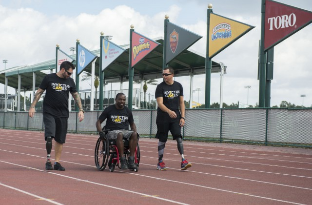 Broadcast Schedule for Invictus Games at Disney World Announced