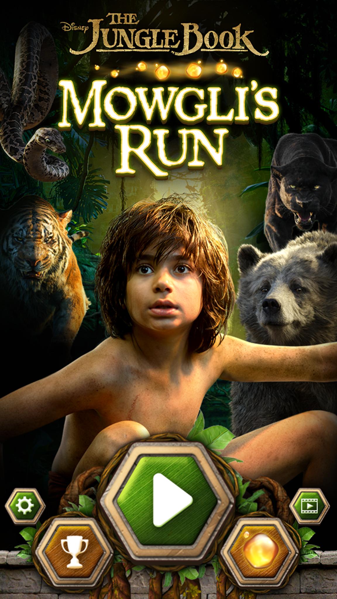 The Jungle Book: Mowgli's Run Comes to Mobile Devices