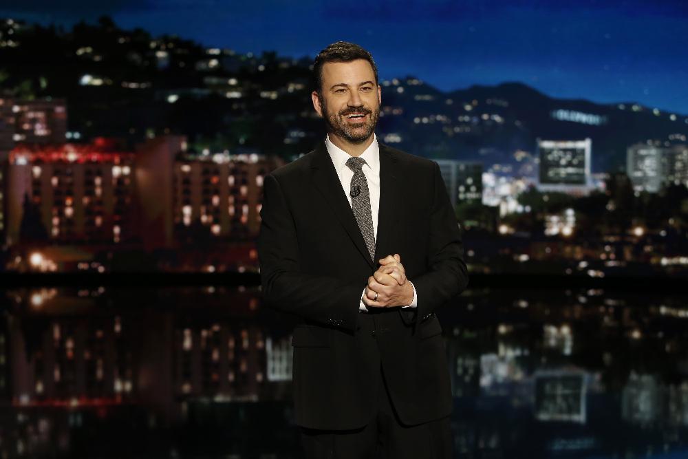 Jimmy Kimmel to Host Emmys on ABC