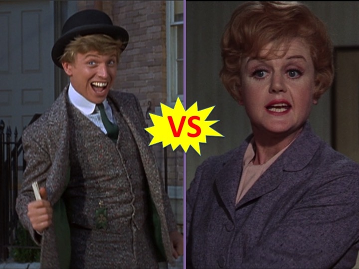Mouse Madness 3: Opening Round — Happiest Millionaire vs. Bedknobs and Broomsticks