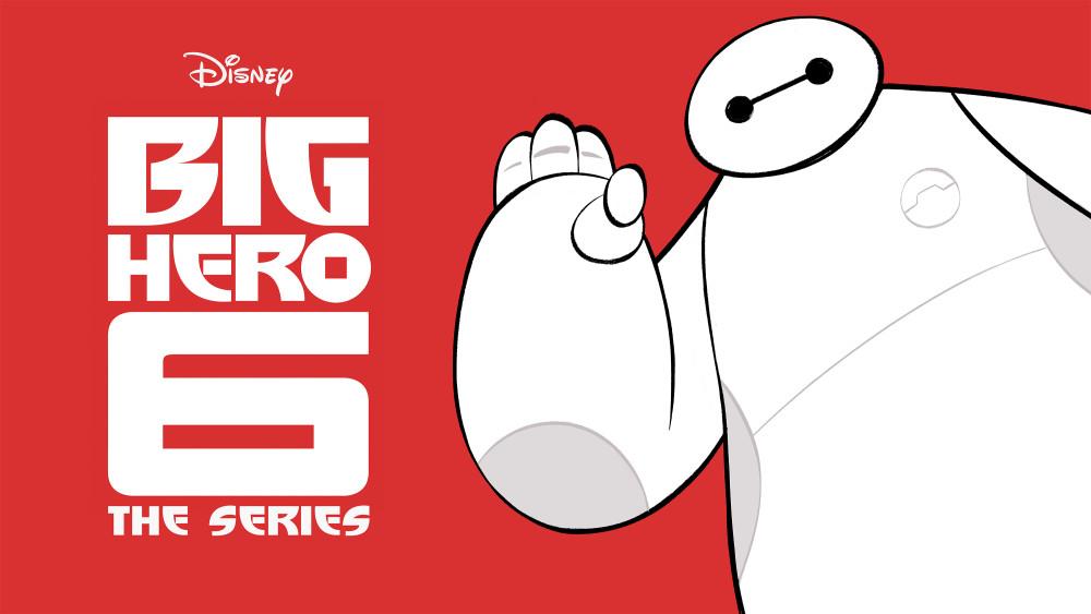 Big Hero 6 TV Series Coming to Disney XD
