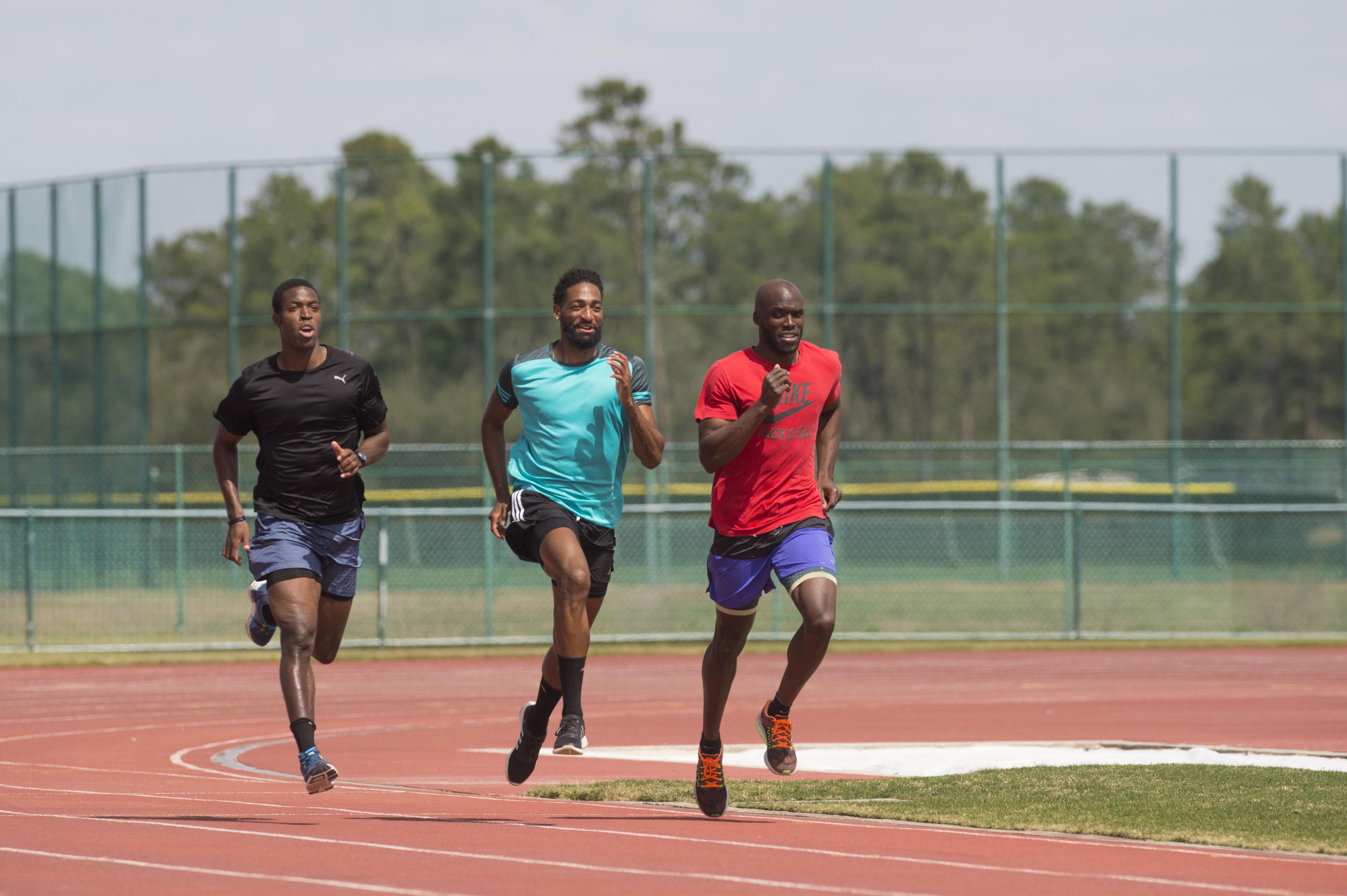 2016 Olympic Hopefuls Train at ESPN Wide World of Sports