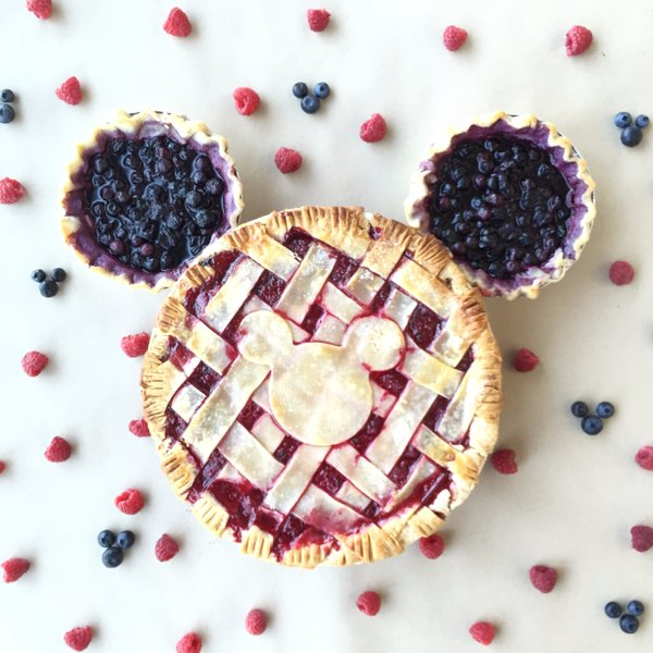 The Most Memorable Official Disney Tweets – March 14, 2016 - Happy #PiDay