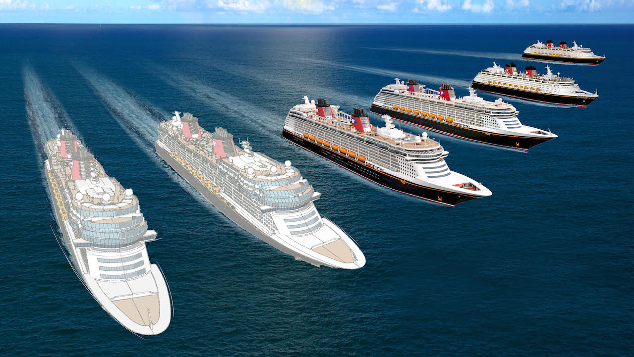 Disney Adding Two New Cruise Ships to Their Fleet