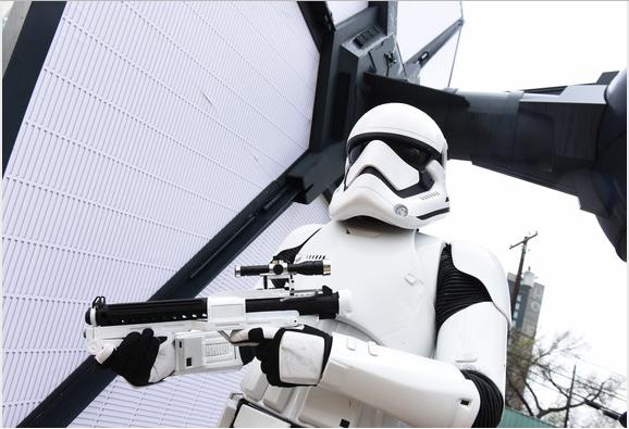 First Order Lands at SXSW; New Bonus Clip Revealed
