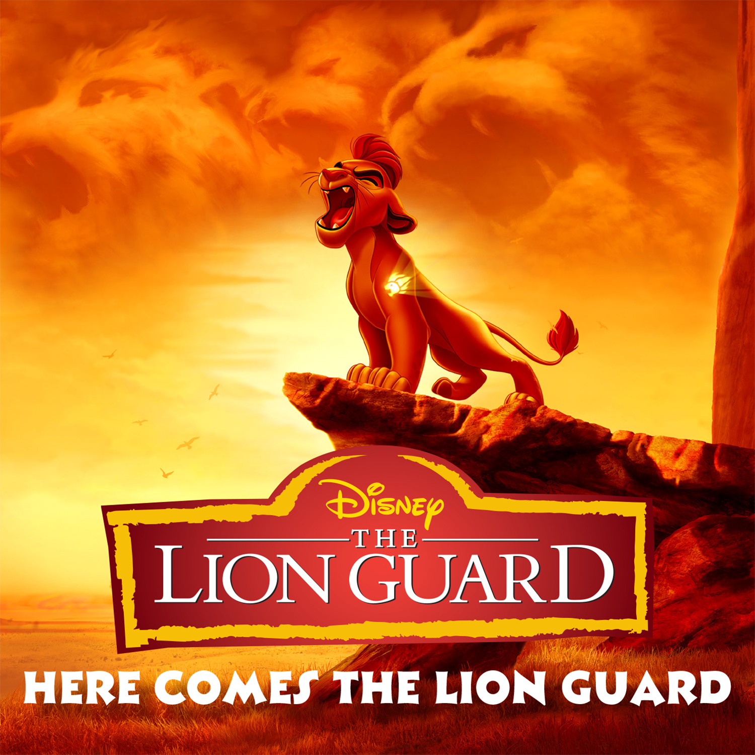 LIONGUARD_HereComesTheLionGuard