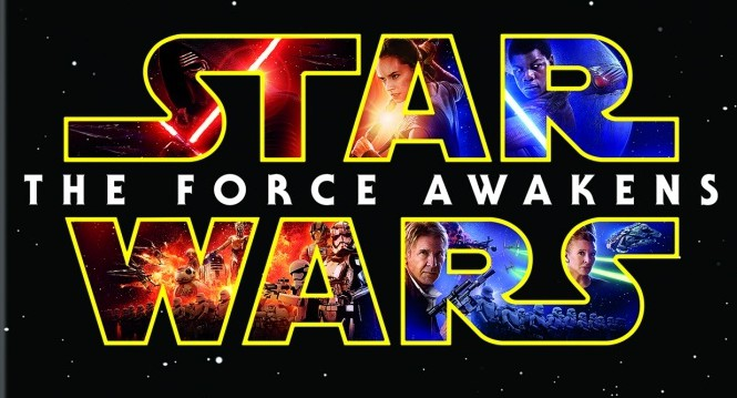 Blu-Ray/DVD Review - Star Wars: The Force Awakens
