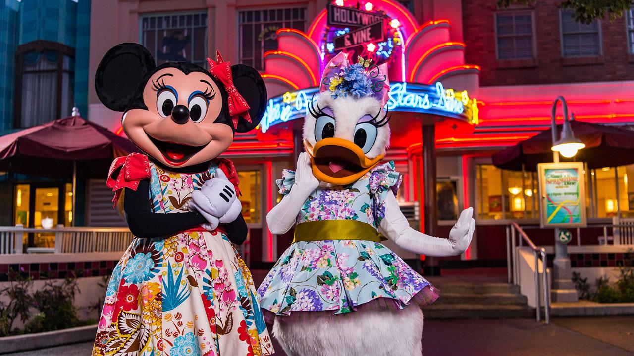 Minnie's Springtime Dine Comes to Disney's Hollywood Studios