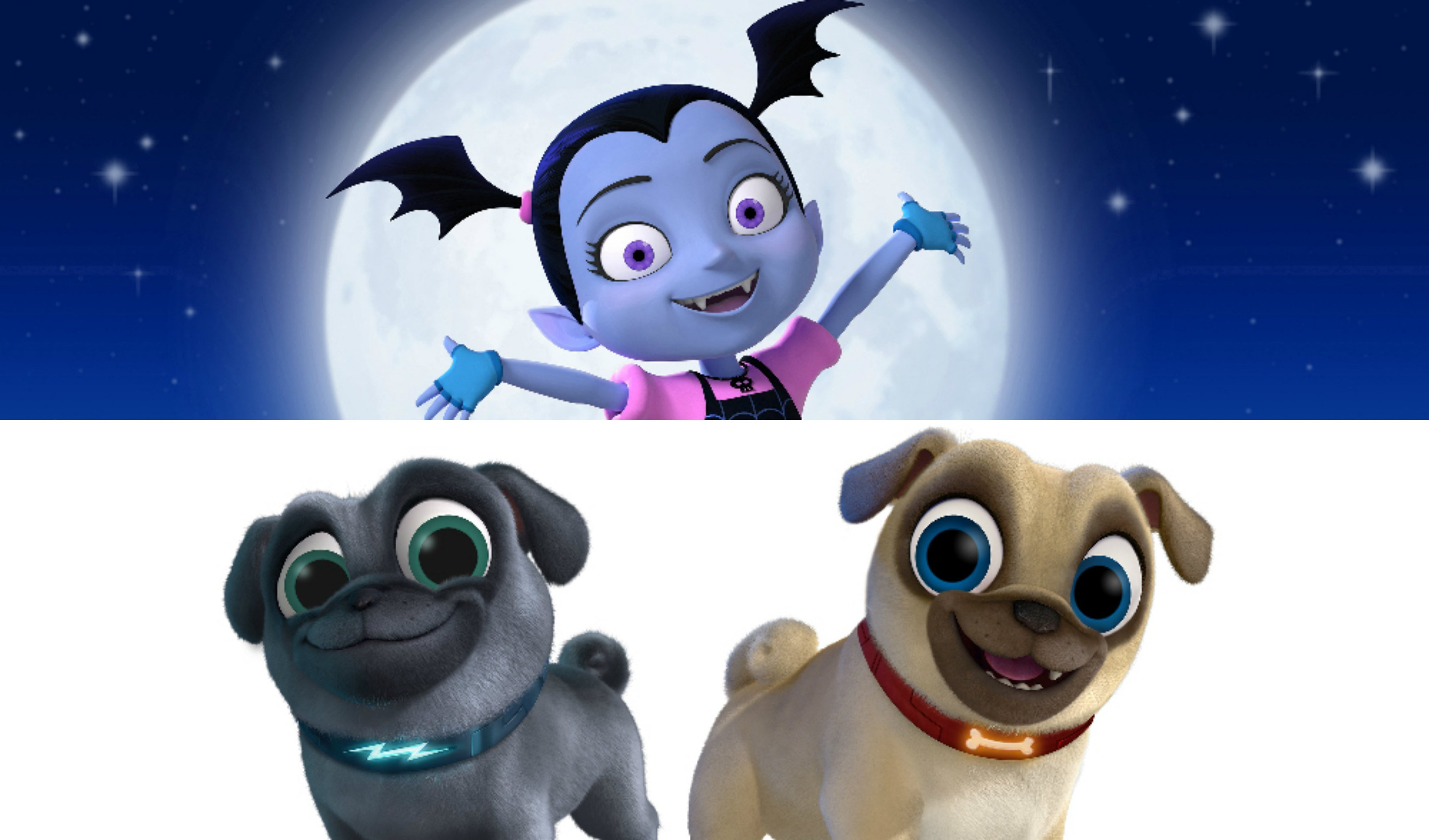 """Vampirina"" and ""Puppy Dog Tails"" Coming Soon to Disney Junior"