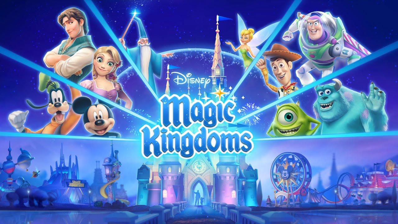 Disney Magic Kingdoms Trailer Released