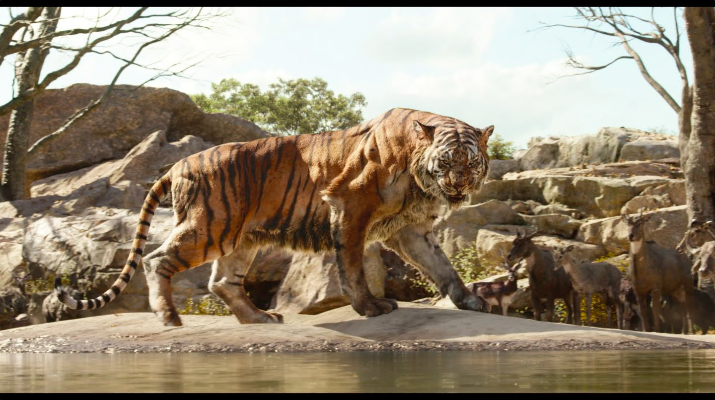 New Jungle Book Clip Debuts as Immersive Website Launches
