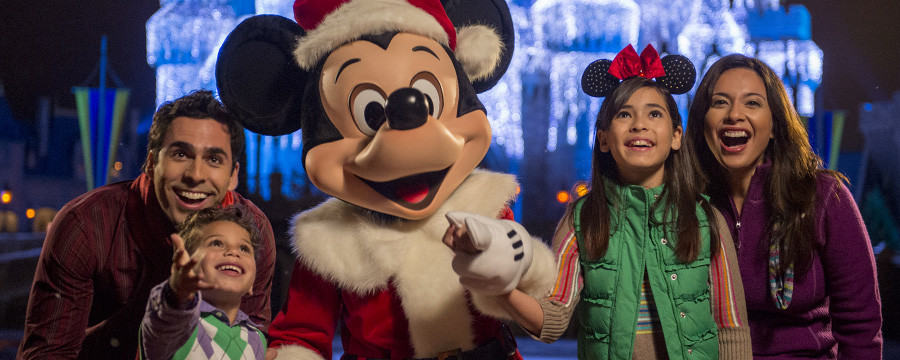 Dates for 2016 Mickey's Very Merry Christmas Parties Announced