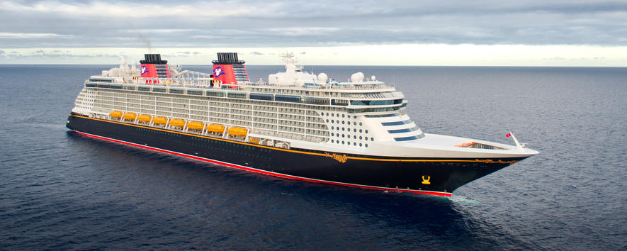 Disney Fantasy Involved in Ocean Rescue