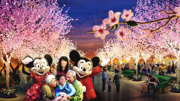 Countdown to Shanghai Disneyland: Gardens of Imagination