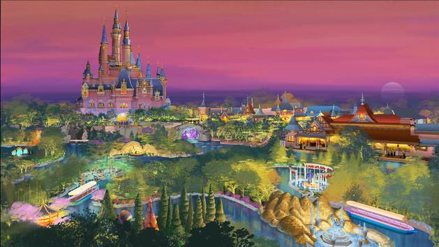 Countdown to Shanghai Disneyland: Fantasyland