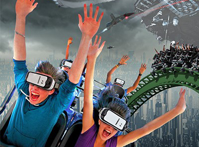 Is Six Flags Going to One-Up Disney With This New Technology?