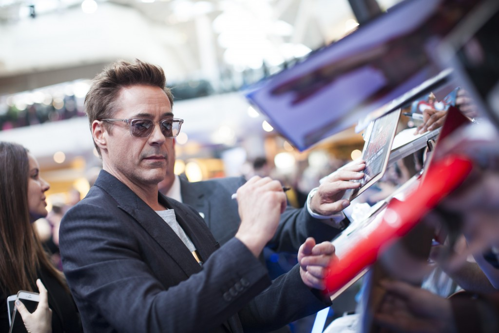 """Downey Jr. to Join Sony's """"Spider-Man: Homecoming"""""""