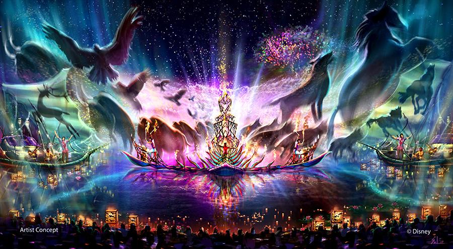 Rivers of Light Delayed at Disney's Animal Kingdom