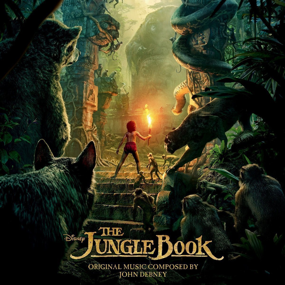 Review on movie jungle book